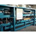 Color Steel Composite Board Ligne de production / tôlerie métallique