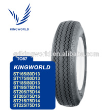 Long Using Life ST215/75 D14 Trailer TIRE