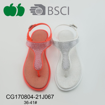 Cheap Women Summer Crystal Sandals