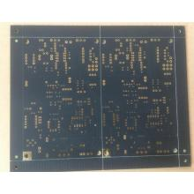 4 layer 1.6mm black solder ENIG prototype circuit board manufacturers