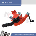 H402 Top Screw heavy duty Bench Chain Vise