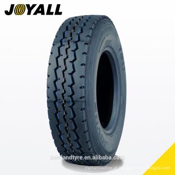 JOYALL China Novo Pneu Da Fábrica de Caminhão Radial Pneu 295 / 75R22.5 Reboque A875