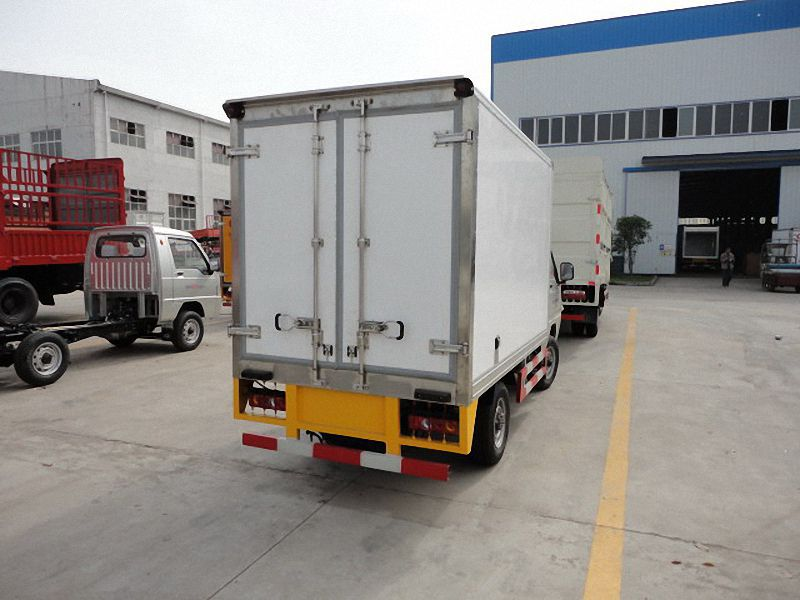 Refrigerated Truck 45