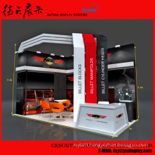 6x3 Customized Small Shanghai Aluminum Standard Exhibition Booth