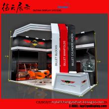 6x3 Customized Small Shanghai Aluminum Standard Exhibition Booth