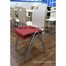 Modern Upholstery Restaurant Stackable Chairs for Wholesale (FOH-SBC03)