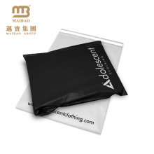 Eco Friendly Self Sealing Tamper Proof Biodegradable Custom Logo Printed Poly Plastic Apparel Shipping Bags
