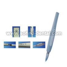 Câmera intra-oral dental com cartão de memória SD