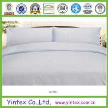 Poliéster / tecido de algodão Consolador Conjuntos Conjuntos de folhas de cama macia