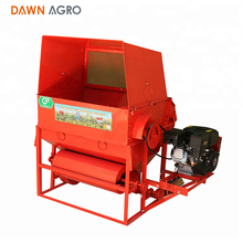 Dawn Agro, der Mini Diesel Benzin Paddy Rice Dresher 0809 verkauft