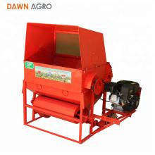 Amanhecer Agro Venda Mini Diesel Gasolina Paddy Arroz Debulhador 0809