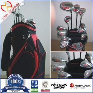 OEM Titanium Alloy Casting Golf Head
