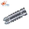 cylinder barrel  extruder screw barrel and twin screw extruder