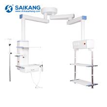 Equipamento teto-Montado médico do pendente do gás do teatro de funcionamento SK-P011
