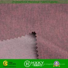 Überqueren Sie Streifen kationische Polyestergewebe für Men′s Kleidungsstück