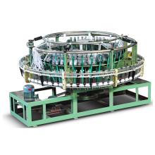 Циркулярный ткацкий станок для плетения сетчатых мешков Leno