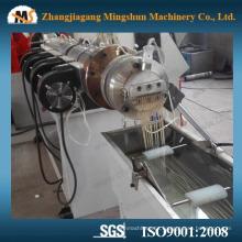 Reciclagem de plástico peletização máquina para PE / PP flocos