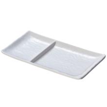 Melamine 2-Divided Plate/Dinner Plate/Rectangle Plate (WT12501)