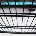 868 double wire mesh fence