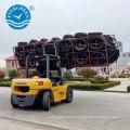 Aile pneumatique en caoutchouc de qualité supérieure pour accostage de navires