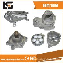 Piezas de motocicleta de aluminio CNC personalizadas de calidad OEM