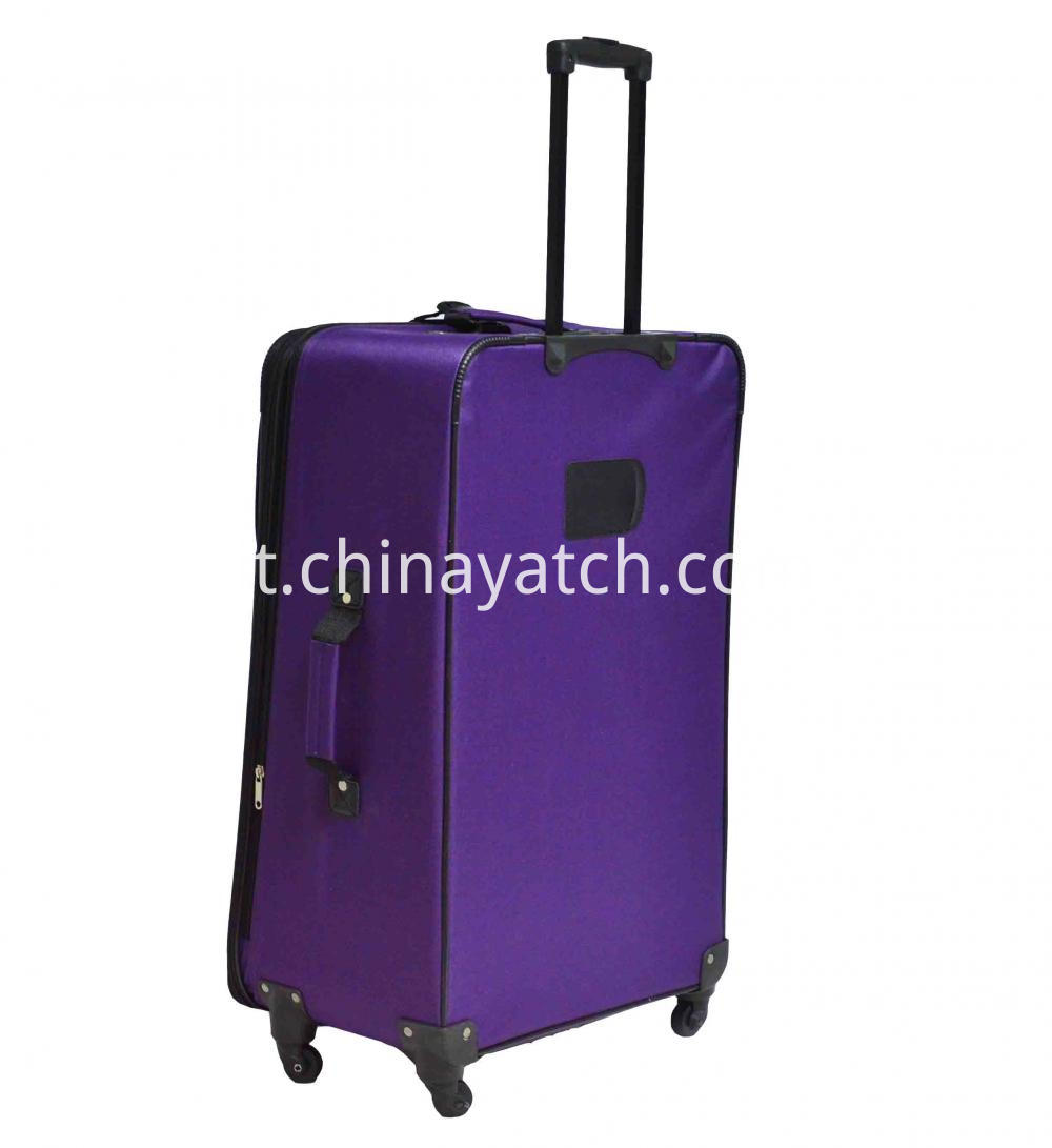 4 Wheels Trolley Case Set