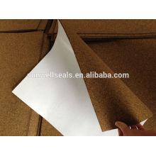Пробковый резиновый лист, Пробка резиновый