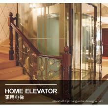 Home elevador pequeno elevador residencial para casa villa