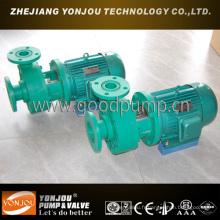 Pompe anti-corrosive chimique en plastique PP