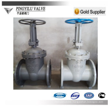 flanged cast steel different type of gost gate valve drawing