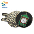 Fashion Design Magnetic Bright Color Strong Magnetic Golf Cap Clip With Ball Marker