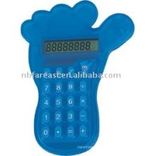 Calculatrice de poche promotionnelle 2015, calculatrice en silicone