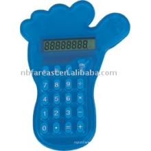 2015 calculadora de bolso promocional, calculadora de silicone