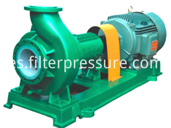 Filter Press Feed Pump4