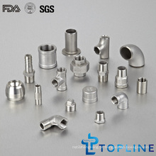 Encaixe do soquete do aço inoxidável (acessórios de tubulação rosqueados)