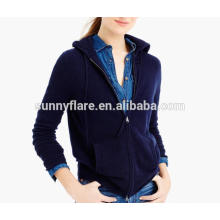 New Design Women 100% Cashmere Coat Sweater