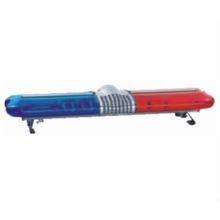Rojo y azul xenón estroboscópico lightbar para el coche de seguridad