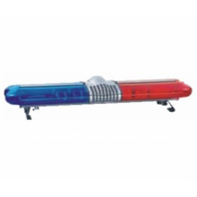 Red and Blue Xenon strobe lightbar for Security Car