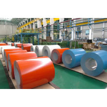 China Good Quality Building Roofing Sheet Material Ral Color Coated Galvanized Prepainted Steel Coil (PPGI)