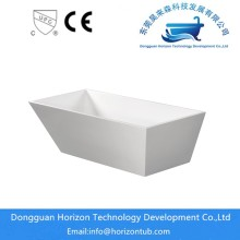 Square discount freestanding bathtubs