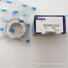 Koyo Wheel Hub Bearing DACF1085 DAC3055W DAC3055CRK DAC3555RD3H Bearing