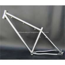 Liga montanha bicicleta estrada aço Frame da bicicleta