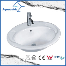 Bathroom Basin Above Counter Ceramic Sink (ACB023)