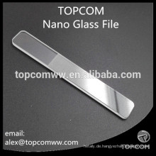Nano Crystal Glass Nagelfeile - Puffer Shiner Polierer Maniküre-Werkzeug für natürliche Nagel-Baby-Pflege