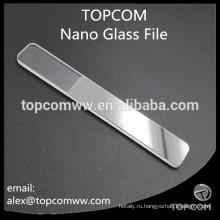 Nano Crystal Glass Nail File - Буфер Shiner Polisher Маникюрный инструмент для ухода за натуральными ногтями