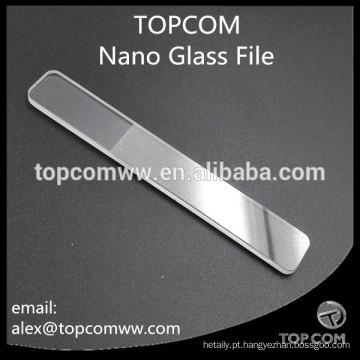 Arquivo de unhas de vidro de cristal Nano - polidor de buffer de polimento Manicure ferramenta para cuidados de bebê de unha natural