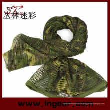Multifunktionale taktische Schal Gelege Schal Schal Airsoft Wrap Kopfbedeckungen Schal