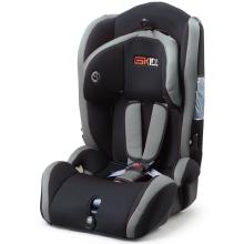 Kind-Autositzbezüge mit graublau
