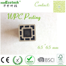 China Firm WPC Hersteller Großhandel Preis Holz HDPE Extrusion WPC Posting
