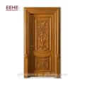 Nigeria swing steel wooden door